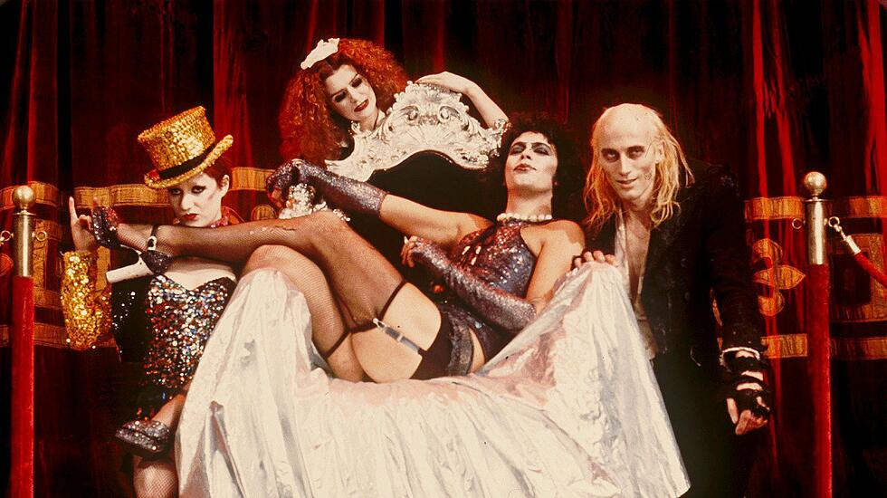 "13. Juli: ""The Rocky Horror Picture Show"""